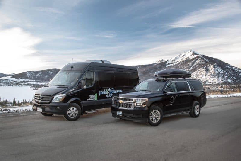 Transportation to Vail Colorado