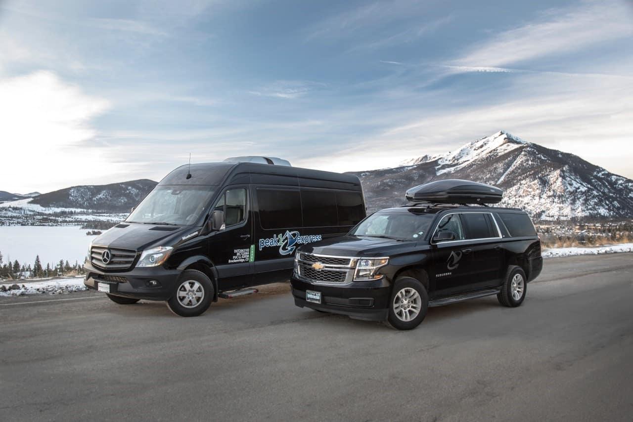 Transportation to Vail Colorado