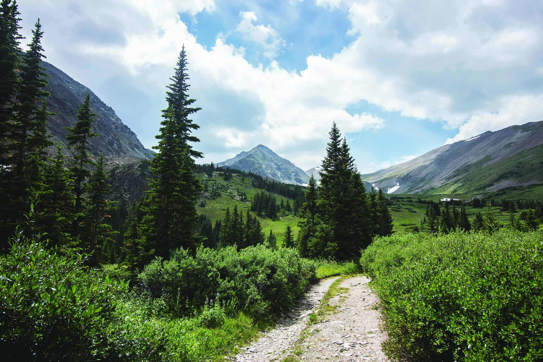 Summit County Hiking Near Breckenridge