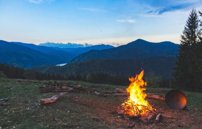 Camping in Summit County Colorado